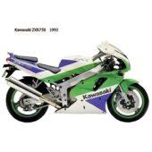 KAWASAKI ZXR 750 (1990/91/92)