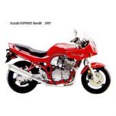 SUZUKI GSF BANDIT 600 (1995/00)